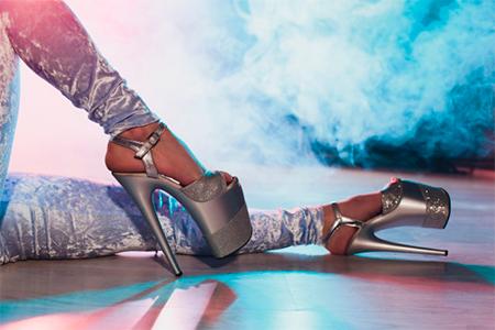 как называется обувь для стриптиза фото